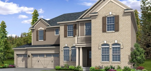 Homes in the proposed Bear Creek subdivision would sell for $375,000 to $550,000. (Submitted rendering)