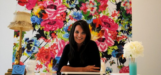 Angie Jakad Fischer is making her return to the Indiana Design Center as owner of Interior Design Therapy. (Staff photo)