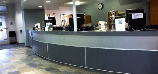 COM-Library Update front desk