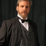 Jeffrey Smith, an Andrew Carnegie re-enactor, who will speak June 9 at Woody's Library Restaurant. (Submitted photo)