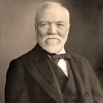 Andrew Carnegie. (Submitted photo)