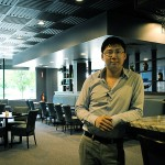 Owner Sean Hwang said Miracle restaurant serves Modern Asian cuisine. (Staff photo)
