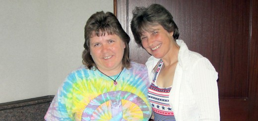Carmel residents Renee Mueller and Teresa Tibbs were married June 25 at the Hamilton County Courthouse. (Staff photo)