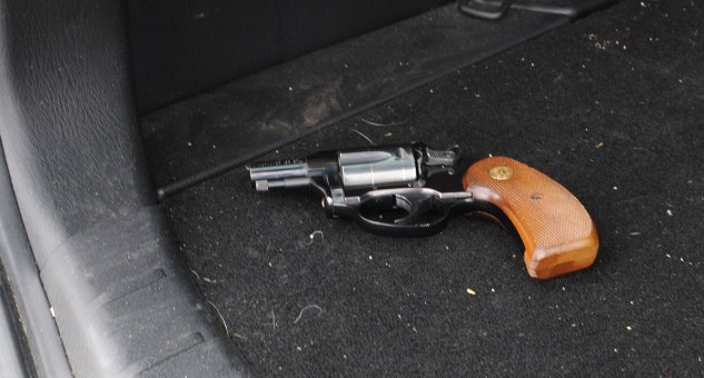 It will no longer be a felony to have a gun secured in the trunk of a car on school property once a new state law goes into effect July 1. (Staff photo)
