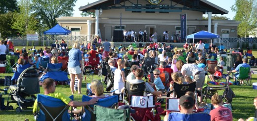 Fishers Summer Concert Series kicked off again on June 3 (photos by John Cinnamon)