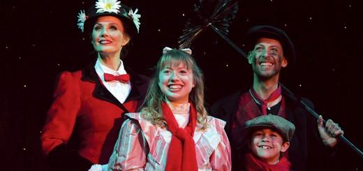 COM-Mary Poppins Mary Bert and KidsFEAT