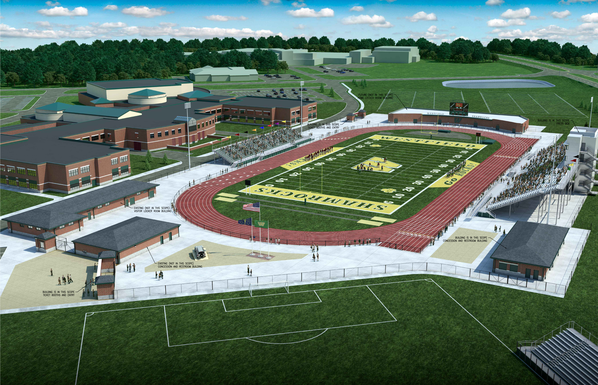 Riverview Health gets naming rights to Westfield stadium
