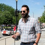 Singer-songwriter Josh Kelley is a big fan of Indianapolis because the area has been supportive of his music during his career. (Staff photo by Tonya Burton)