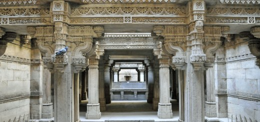 Adalaj Stepwell near Ahmedabad (Photo by Don Knebel)