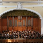 Moscow State Symphony Orchestra will perform at the Palladium at 8.pm. on Nov. 7