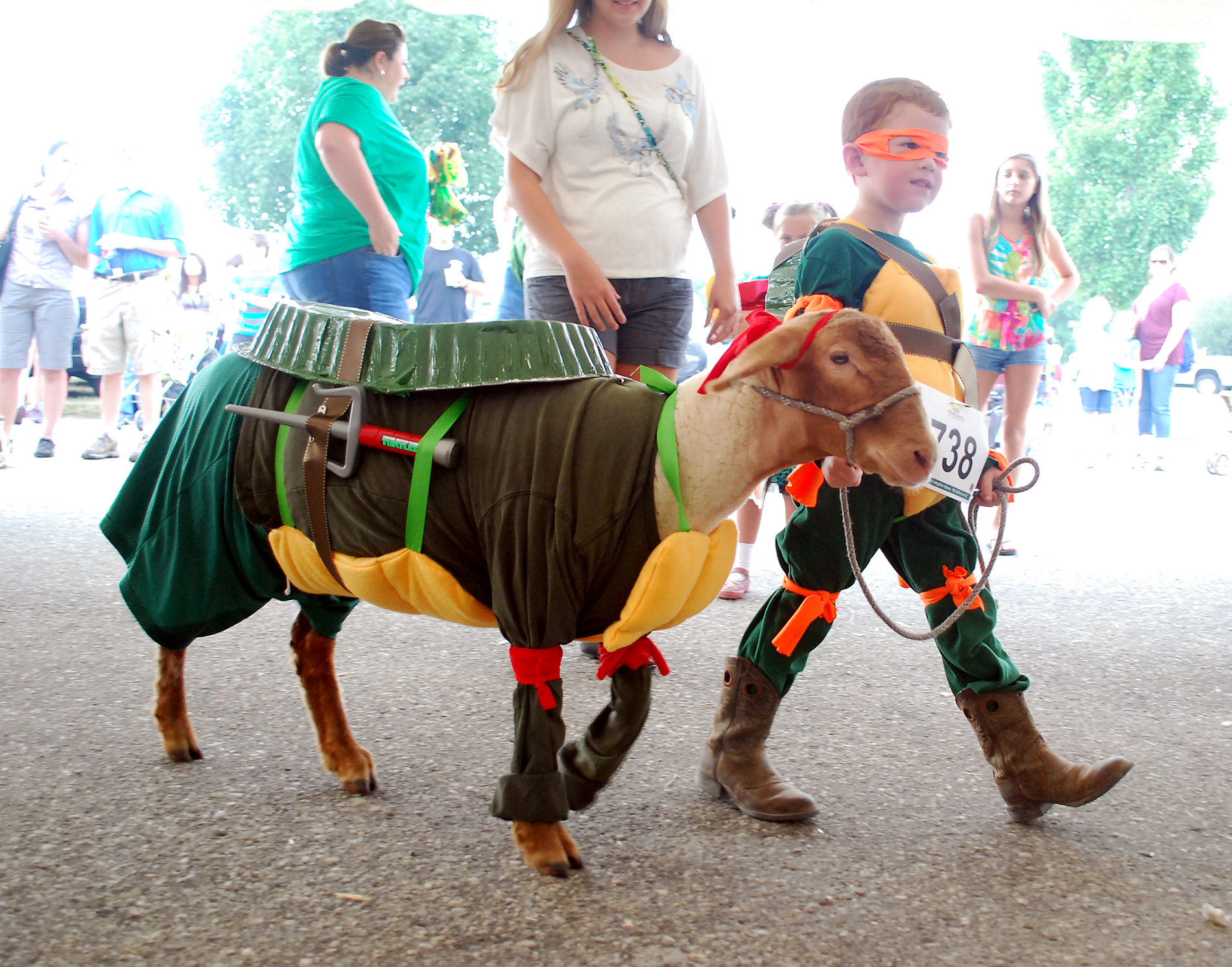 4-H Pet Parade