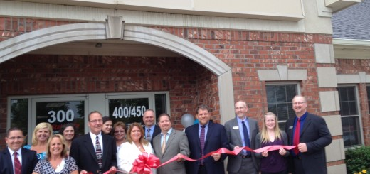 The Financial Enhancement Group opened its new office at 96th and I-69 recently. (Submitted photo)
