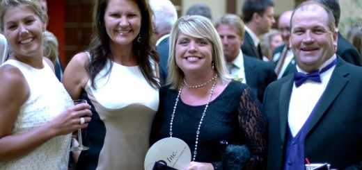 From left: Monica Peck, Trish Crist and Jen and Gary Deakyne enjoy last year's gala benefiting Prevail. The 2013 event raised $140,000 for Prevail programs that served more than 3,000 victims of crime and abuse. (Submitted photo)