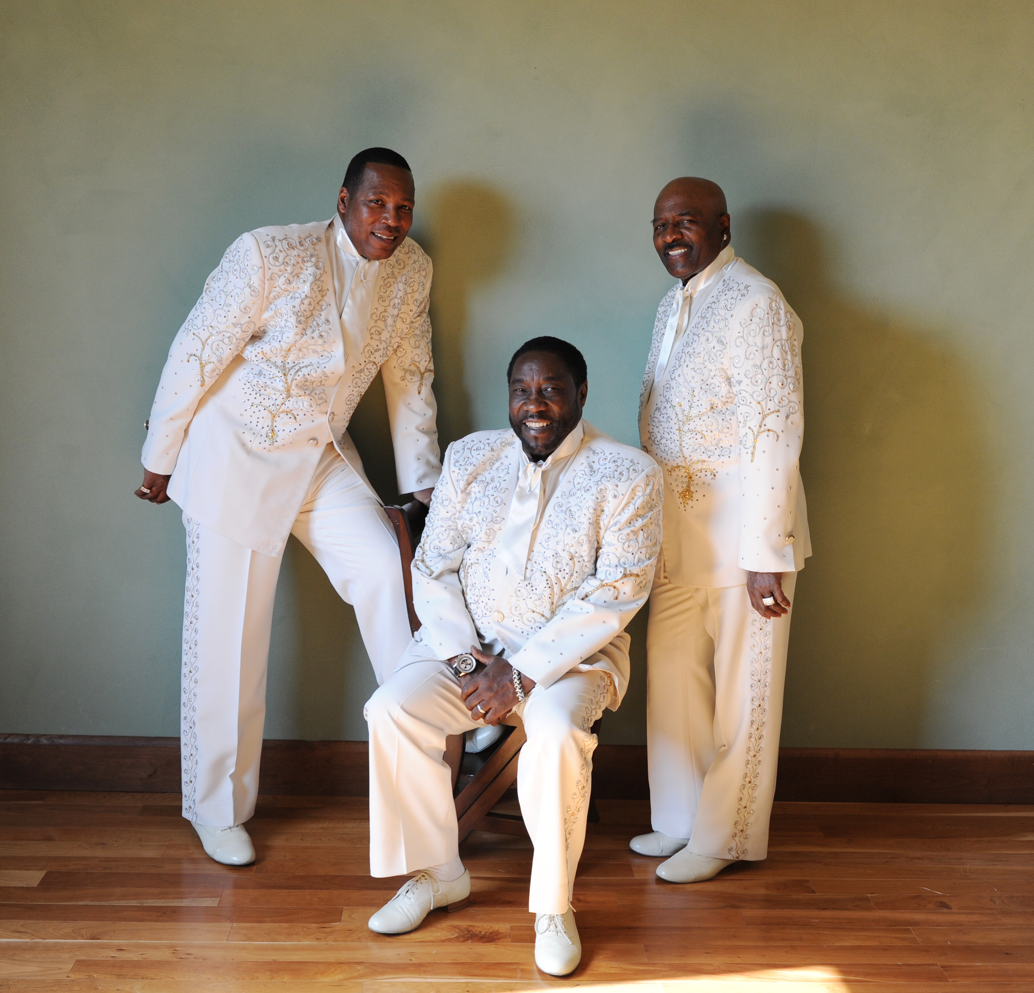 The O'Jays have continued to build a new generation of fans decade after decade. (Submitted photo)