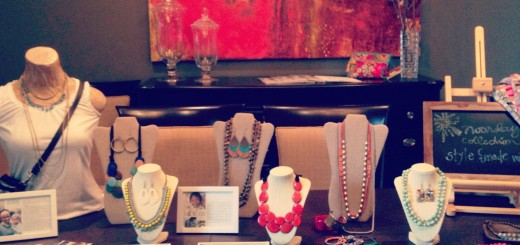 Noonday Collection product display. (Submitted photo)