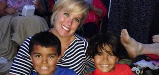Shannon O'Malia Hall, 40, a teacher at St. Louis de Montfort Catholic School with her sons Connor, 10 and Danny, 8. The picture was taken just weeks before Hall was killed by her ex-husband in a murder- suicide. (Submitted photo)