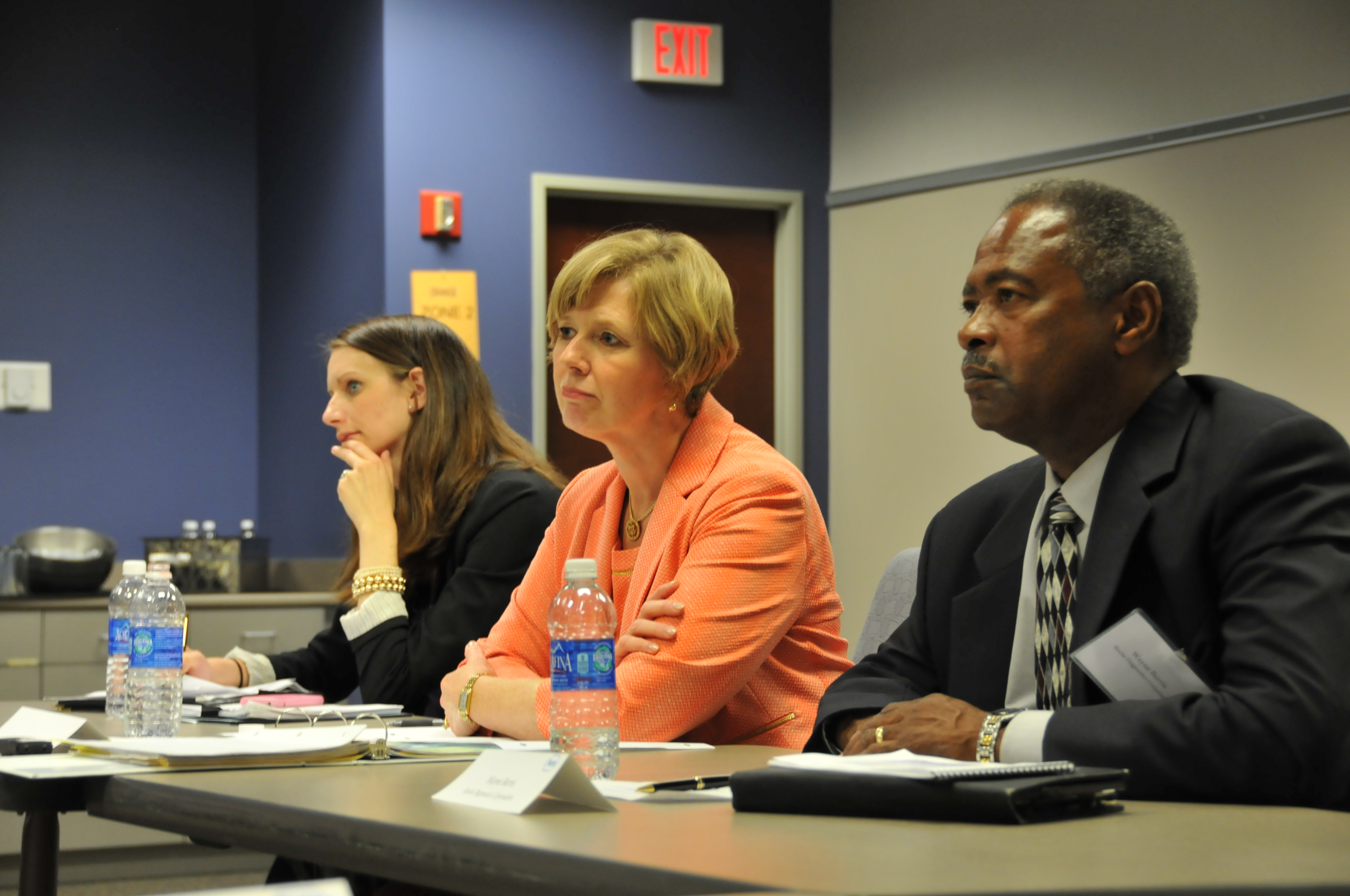 Fifth District U.S. Rep. Susan Brooks took part in a 21st Century Cures listening session at Roche Diagnostics on Aug. 7. (Submitted photo)
