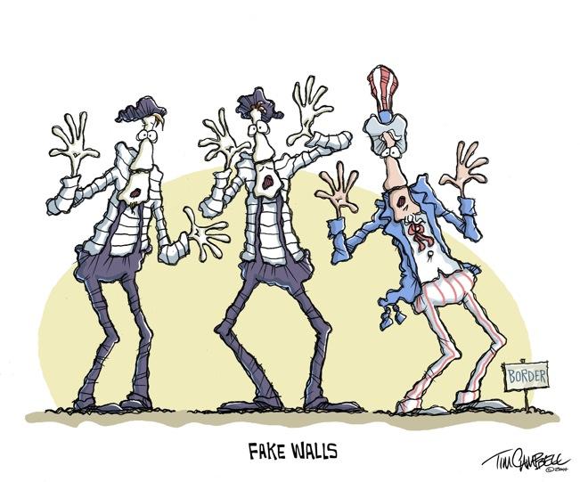 Fake Walls