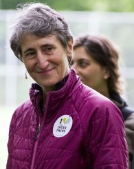 Secretary of the Interior Sally Jewell