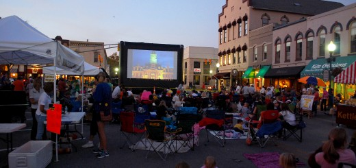 "The seven-title Noblesville Movie Series begins Aug. 30 with ""The Hunger Games: Catching Fire"" and includes the animated films ""Despicable Me 2,"" ""Mon- sters University"" and ""Frozen"""