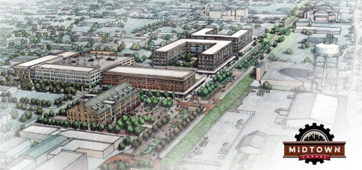 Plans for the Midtown project were released this week. (Submitted image)