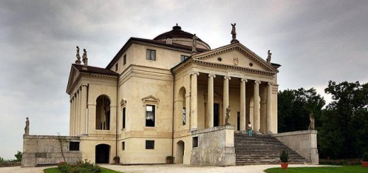 The Palladio Villa near Venice, Italy was designed by Andrea Palladio, and was used as inspiration for the Palladium in Carmel. (Submitted photo)
