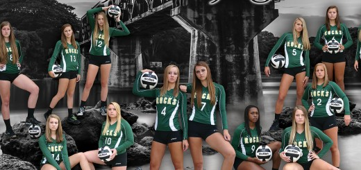 Members of the Westfield High School volleyball team will recognize first responders between the junior varsity and varsity games on Sept. 11. (Submitted photo)