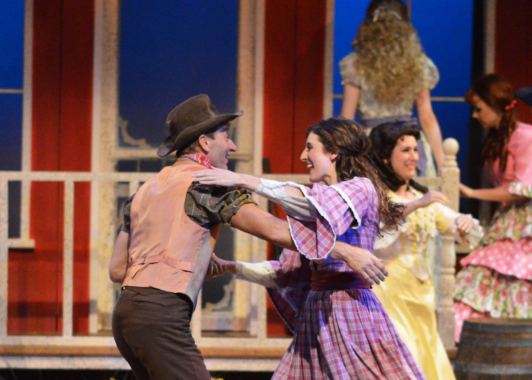 Oklahoma 1955 Todd Ao additionally Howard Keel 773517 W moreover Oh  20What 20a 20Beautiful 20Mornin' moreover Sponsors further Watch. on oscar hammerstein ii oklahoma