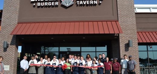 Bagger Dave's recently opened for business at Fishers Marketplace (Photo by John Cinnamon)