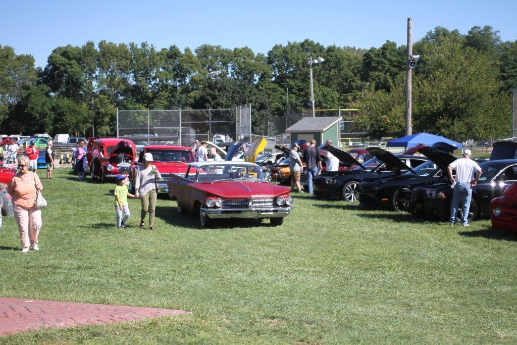 Zionsville Fall Festival Car Show