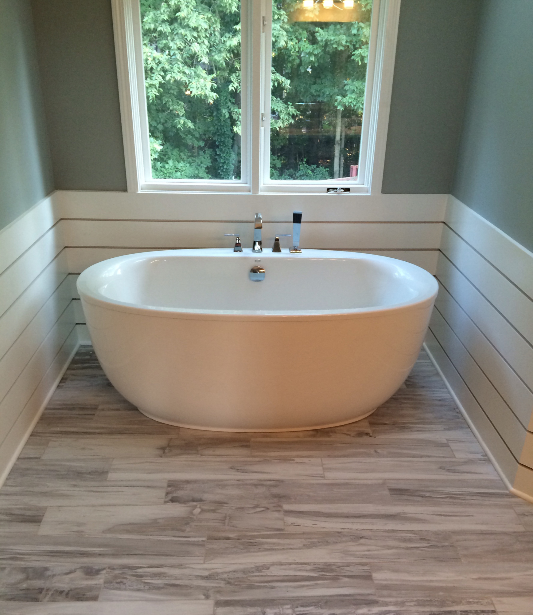 When using hardwood, expand it as far as your budget will allow is one way to increase the perceived value of your remodel. (Submitted photo)