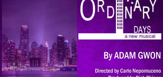 Ordinary Days PROGRAM - second-1