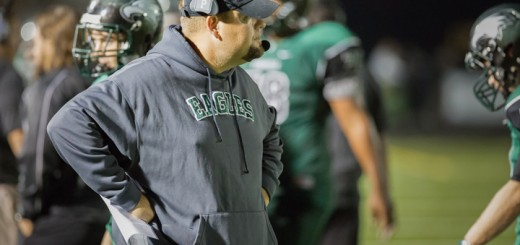 Pat Echeverria is the first-year coach at Zionsville Community High School. (Submitted photo)