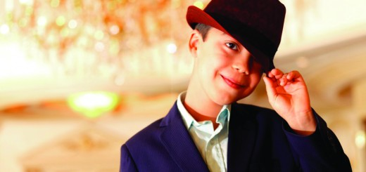 Ethan Bortnick, 13-year-old prodigy and musical phenomenon, will play the at 7 p.m., Oct. 26 at the Palladium of Carmel. (Submitted photo)