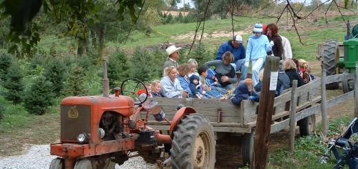 Stonycreek Farm Hayride
