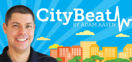 CIty Beat by Adam Aasen