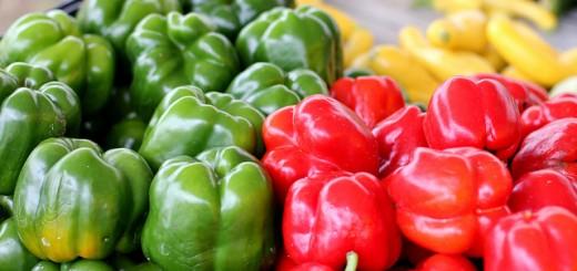 farmers market veg