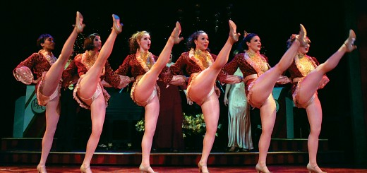 Dancers of A Beef & Boards Christmas performance will take the stage Nov. 28. (Submitted photo)
