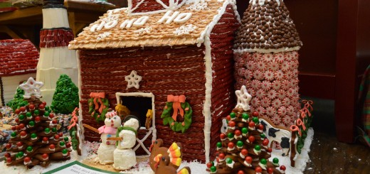 The Gingerbread Village is one of the events featured at Conner Prairie for the holiday season. (submitted photo)