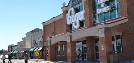 Kroger presented a new proposal to the Fishers Town Council on Nov. 3 for the expansion it is seeking for its 116th Street and Olio Road store. (Photo by Ann Craig-Cinnamon)