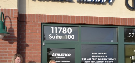 Athletico Physcial Therapy has opened its second facility in the Indianapolis area in Fishers at 11780 Olio Road, Suite 100. (Photo by John Cinnamon)