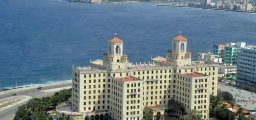 Havana's Hotel Nacional. (Photo by Don Knebel)
