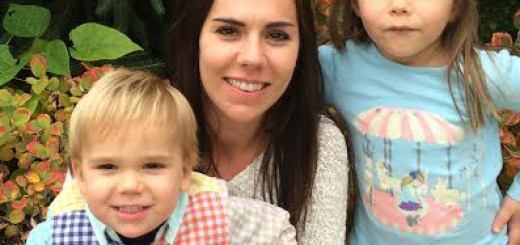 Meredith Worniak, with her kids Natalie, 4, and Henry, 2, of Carmel. (Submitted photos)