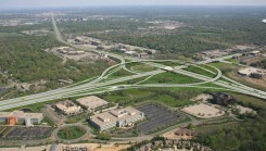 U.S. 31 / I-465 interchange