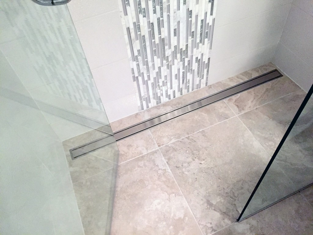 fusion transitional no shower linear threshold barrier products trans pan quality pans free showers