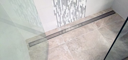 A zero-threshold shower can add a contemporary and sleek touch to a bathroom design for those looking for a way to update showering space. (Submitted photo)