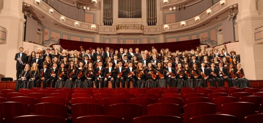 The Carmel High School Symphony Orchestra. (Submitted photo)