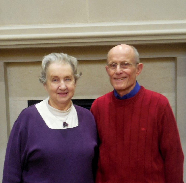 Sam and Wilma Preissler