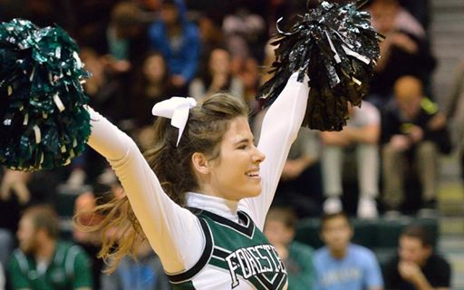 Abby Edgell, a TPCA graduate, was recently featured on Huntington University's website.​