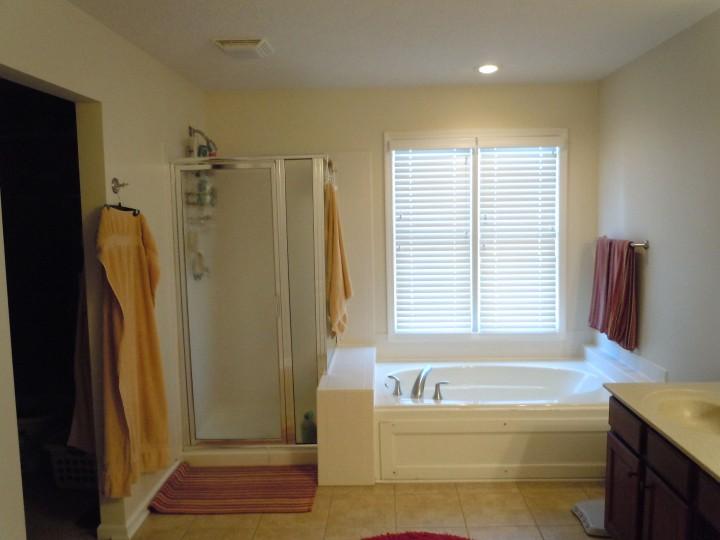 Removing Shower Tile